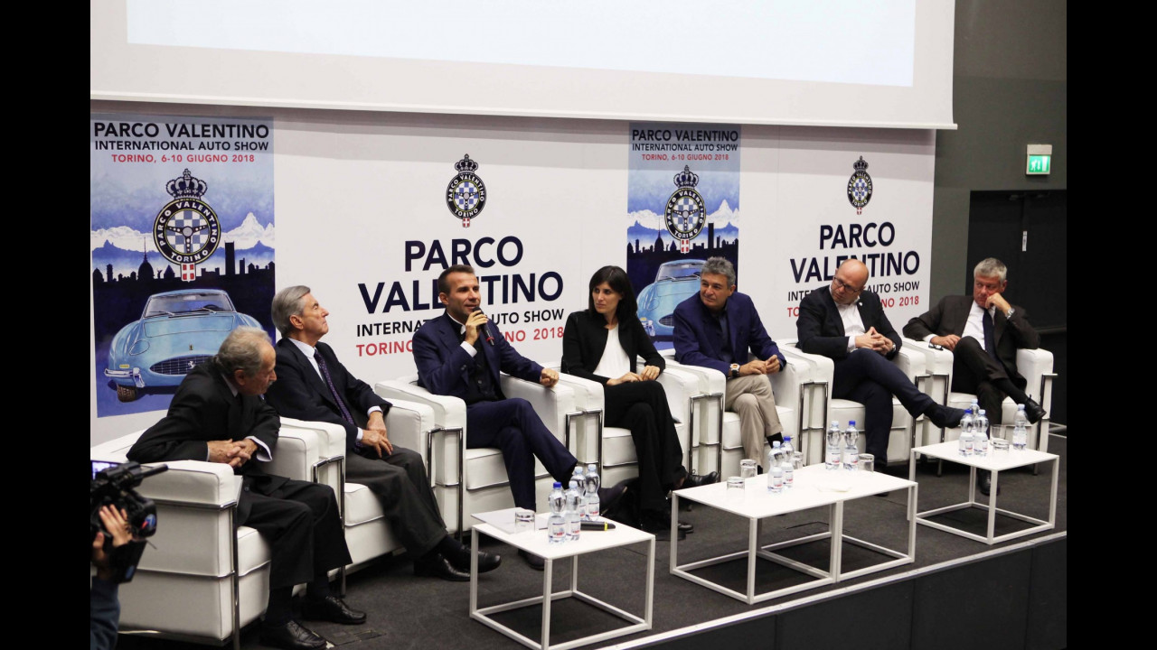 Parco Valentino International Auto Show 2018