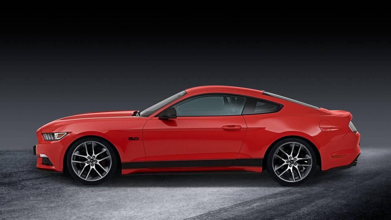Ford performans parçaları Ford Mustang