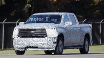 2019 Chevrolet Silverado spy photo