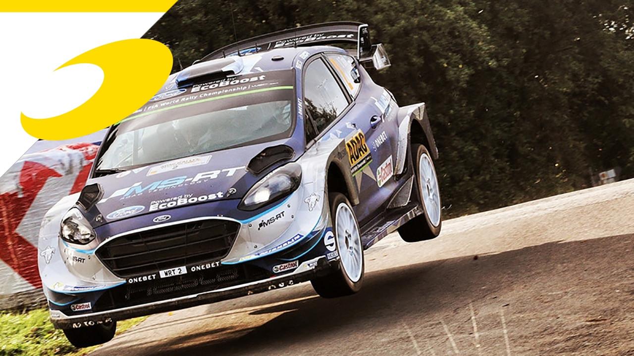 [Copertina] - Tanak vince il Rally di Germania con la Ford Fiesta