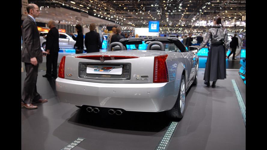 Cadillac al Salone di Ginevra 2007