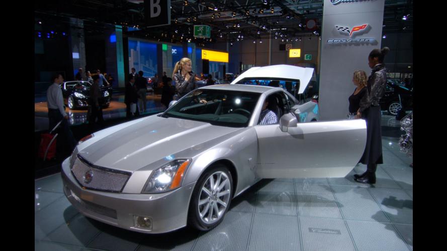 Cadillac al Salone di Parigi 2006