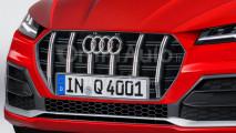 Audi Q4, il rendering