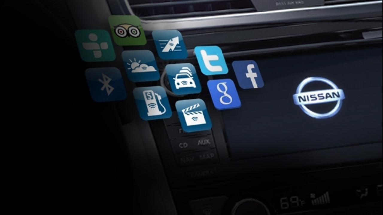 [Copertina] - L'auto senza connessione allo smartphone non si vende