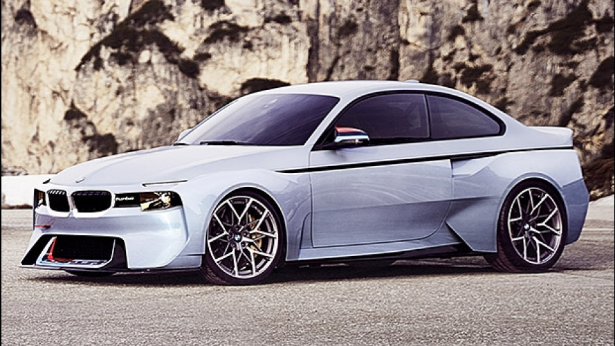 BMW 2002 Hommage, elogio della Turbo [VIDEO]
