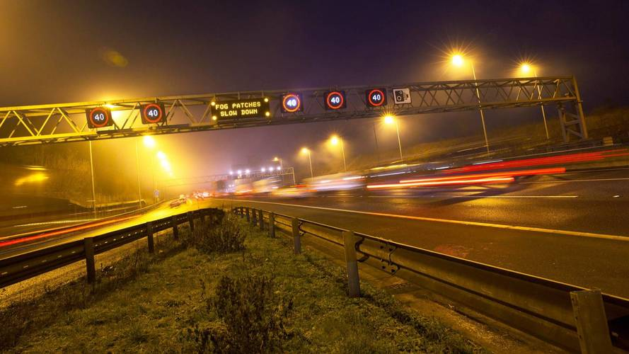 Government creates 18-point smart motorway action plan