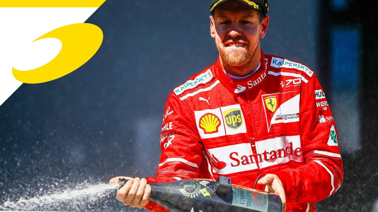 [Copertina] - GP del Brasile, Vettel: