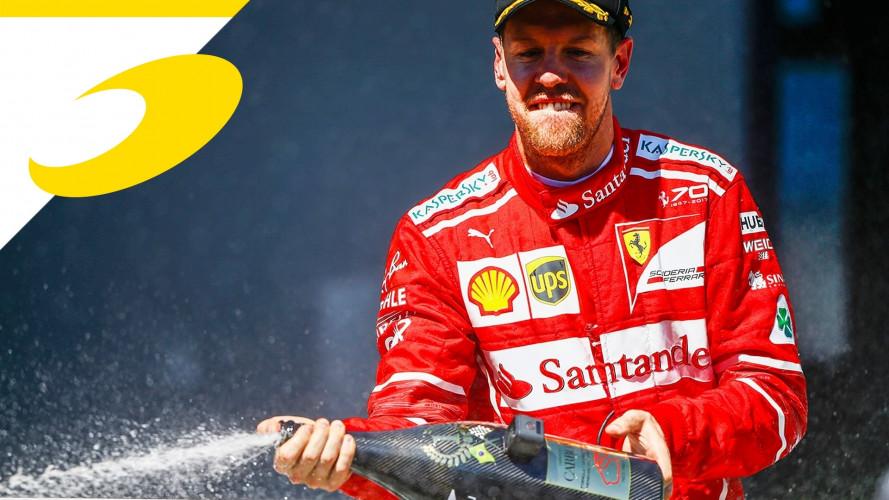 GP del Brasile, Vettel:
