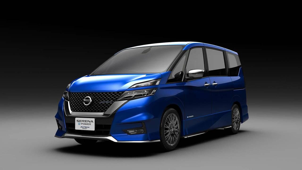 Nissan Serena E-Power Autech Concept