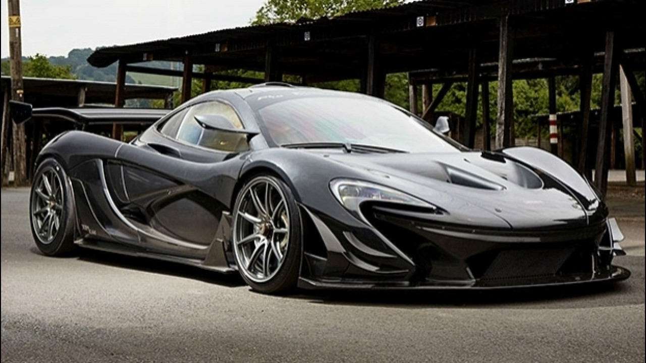 [Copertina] - McLaren P1 LM, l'hypercar stradale definitiva