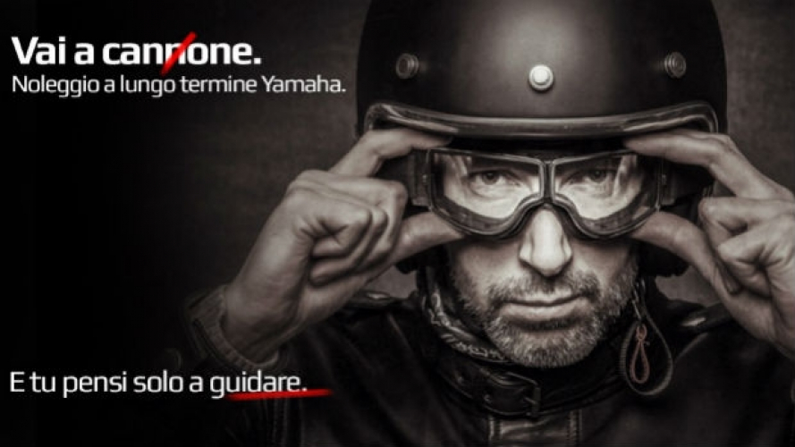Yamaha lancia il noleggio a lungo termine con ALD Automotive