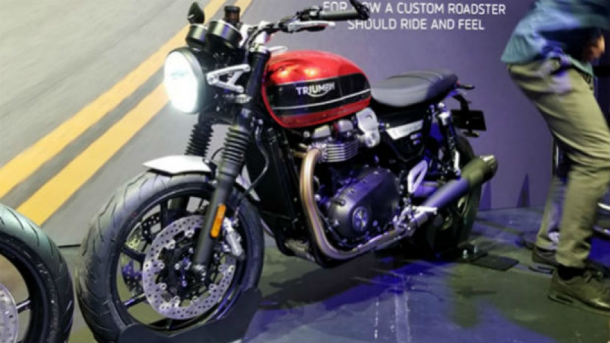 Triumph: ad Eicma 2018 con la Speed Twin?