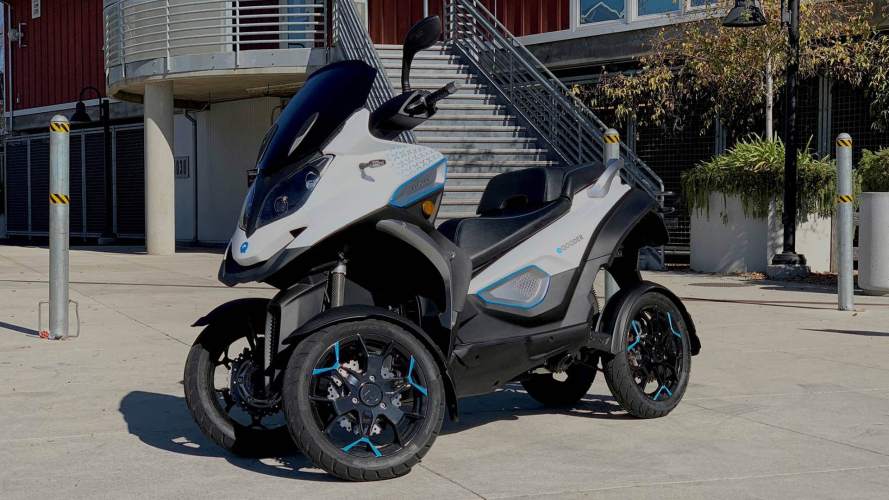 Quadro Vehicles e Zero Motorcycles annunciano l'E-Qooder
