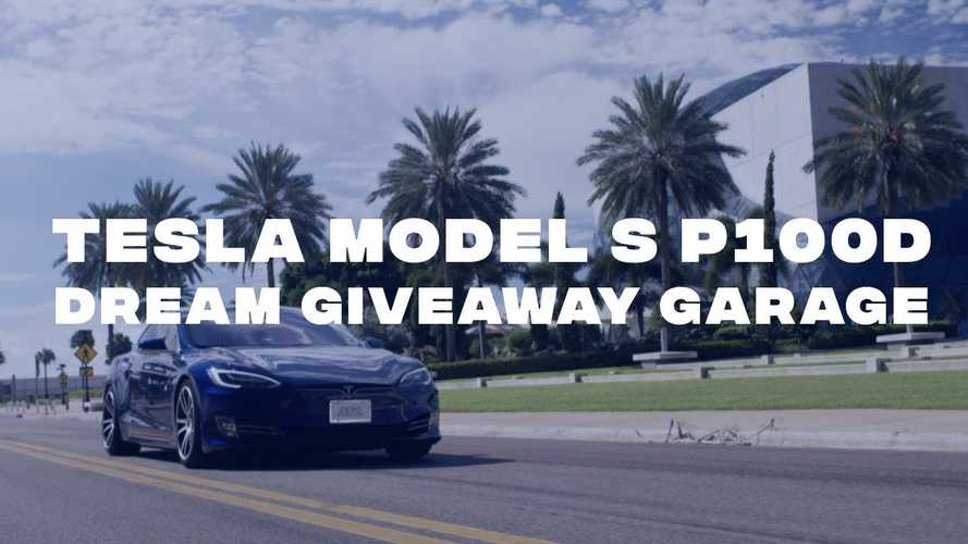 Donate To Charity And You Could Win This Tesla Model S P100D