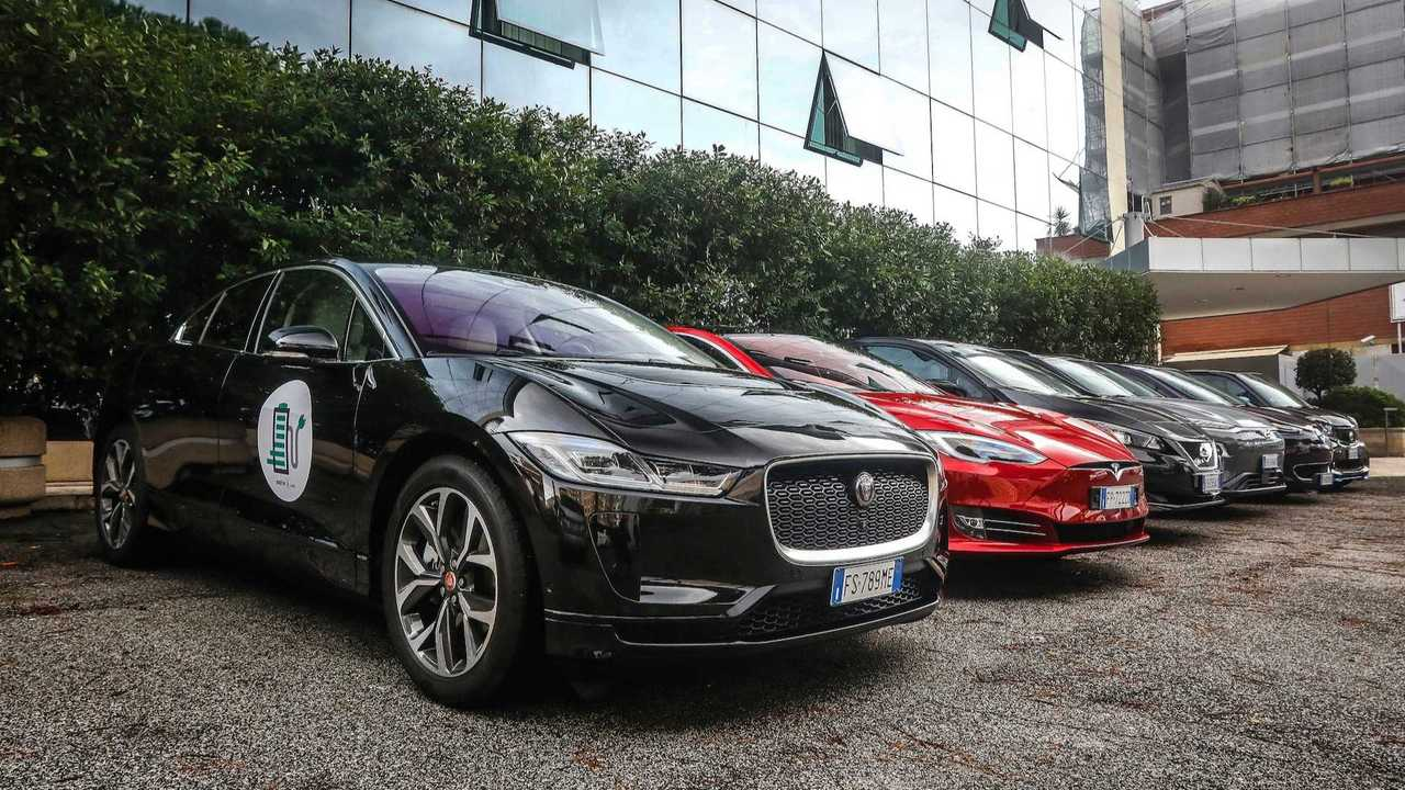 We Test 6 Electric Cars To Find Out Which Goes Furthest Per Charge