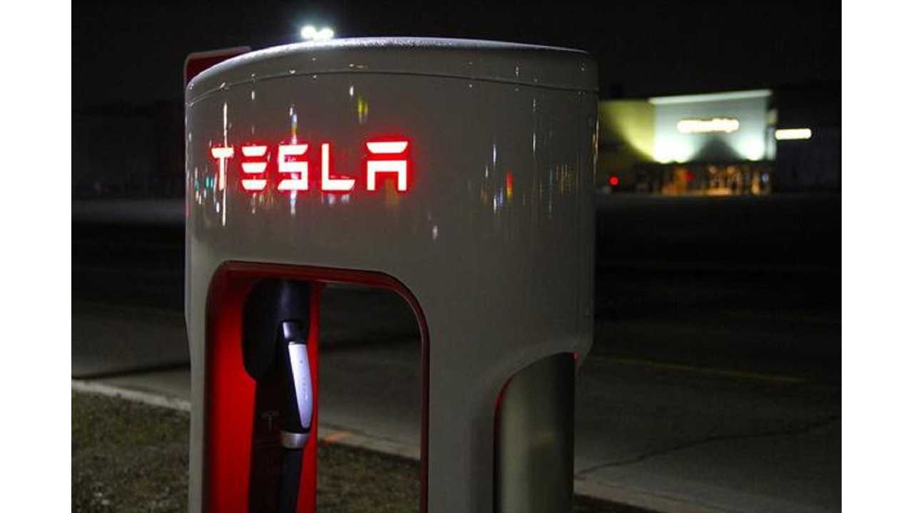 How Do Tesla's V3 Superchargers Get You Ready To Roll In 15 Minutes?