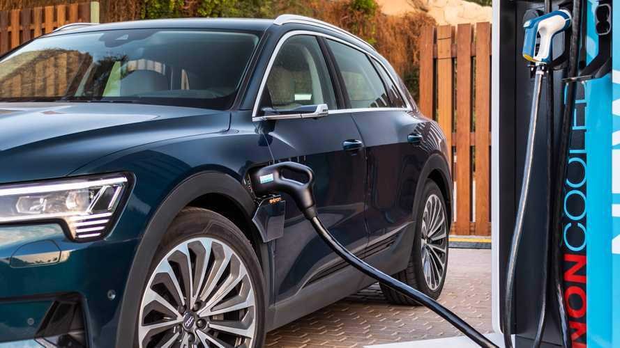 The Most Useless EV Number: Time To Charge From Zero Percent
