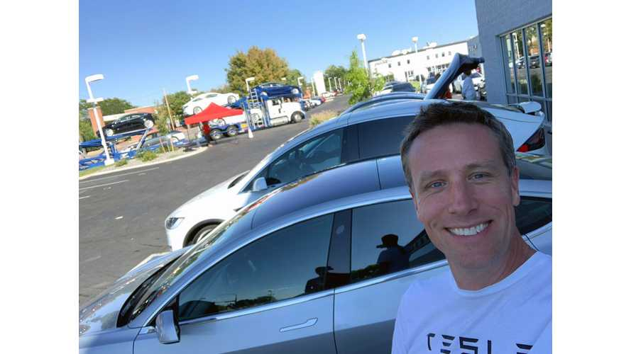 Jaguar Dealer Shocked By Volume Of Model 3s Dropped Off At Tesla Store
