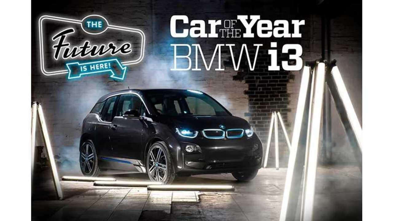 BMW i3 Is Wheels Australia's Car Of The Year (w/video)