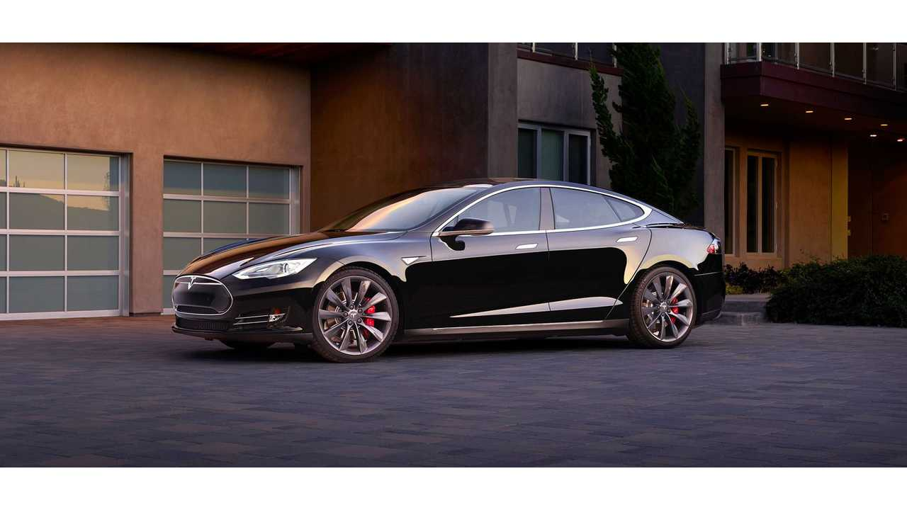 Prime Minister Of Japan Rides In Tesla Model S With Elon Musk - (w/video)