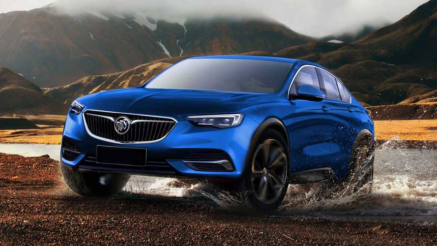 Buick Enspire Electric SUV Comes To Life In *Production Form