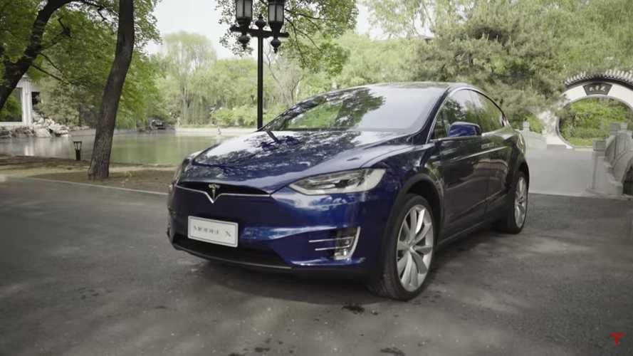Tesla Gets Approved For Business License In China