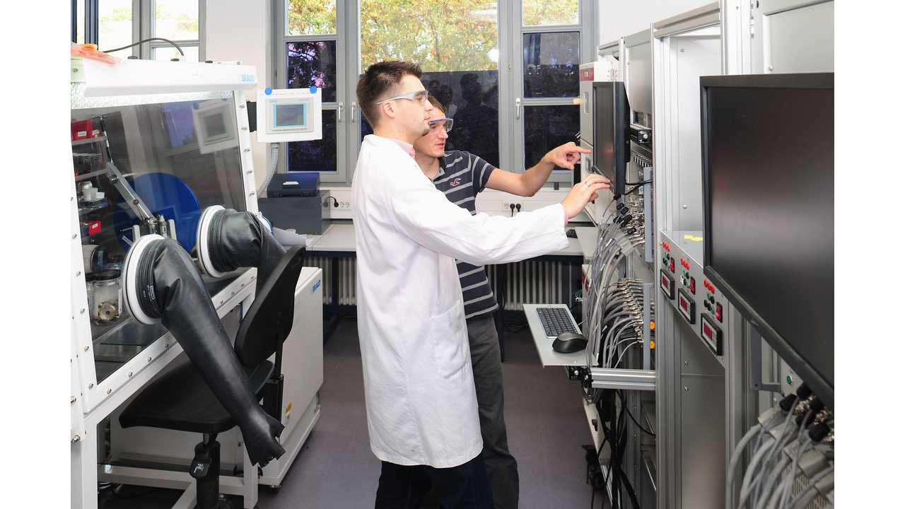 Germany Launches Funded Institution For Solid-State Battery Development