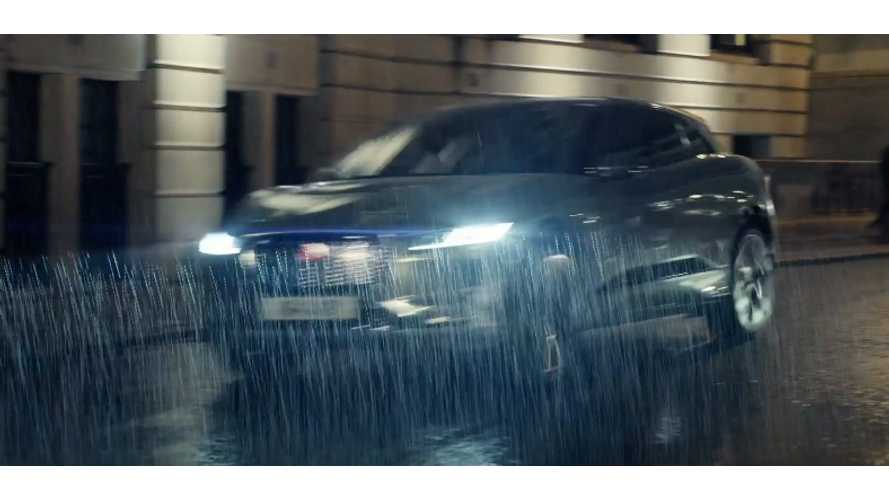Watch New Jaguar I-Pace Electrical Storm Ad