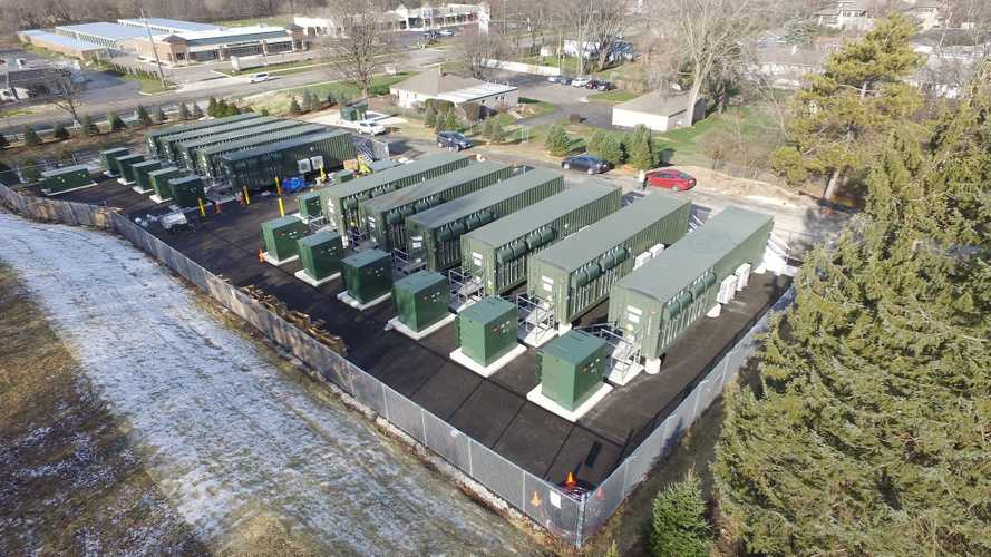 EDF Launches Energy Storage System In Illinois Using BYD Batteries