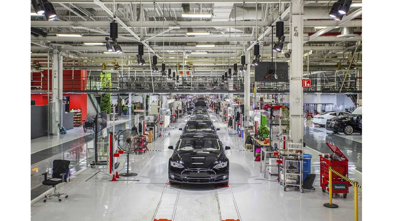Tesla Guides Q3 Sales To 11,500 Units - Roughly Equal To Q2