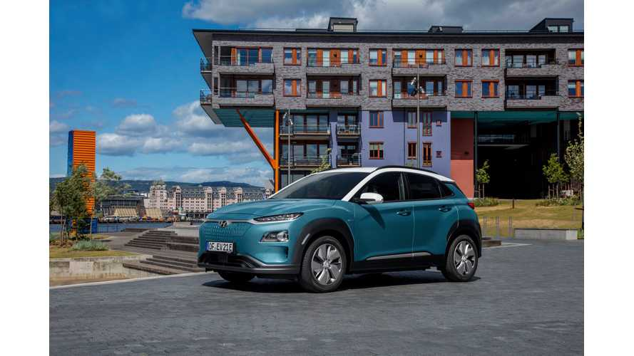 Honest John Drives Hyundai Kona Electric