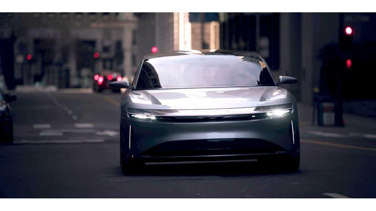 Lucid Air Will Start At $60,000, But Launch Edition Rolls In At Over $100,000