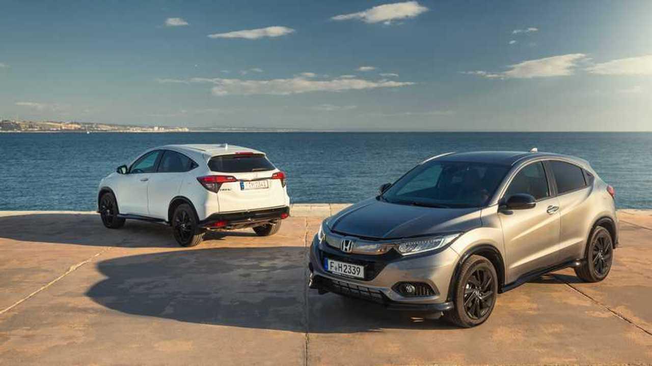 Honda HR-V 2019 primera prueba