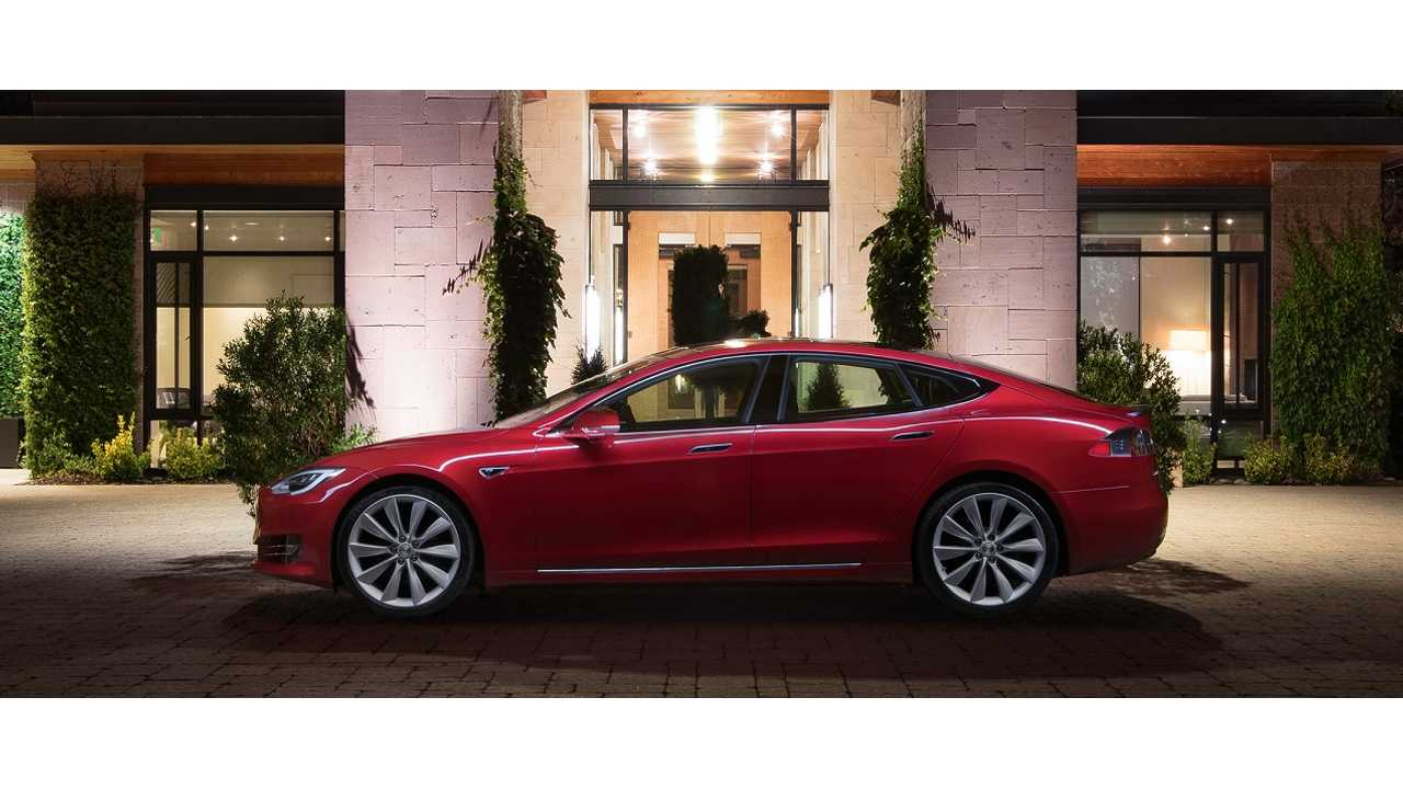 The Tesla Model S, the first long-range electric car to be competitive on price in the luxury market, is currently the top-selling luxury large sedan in the U.S.