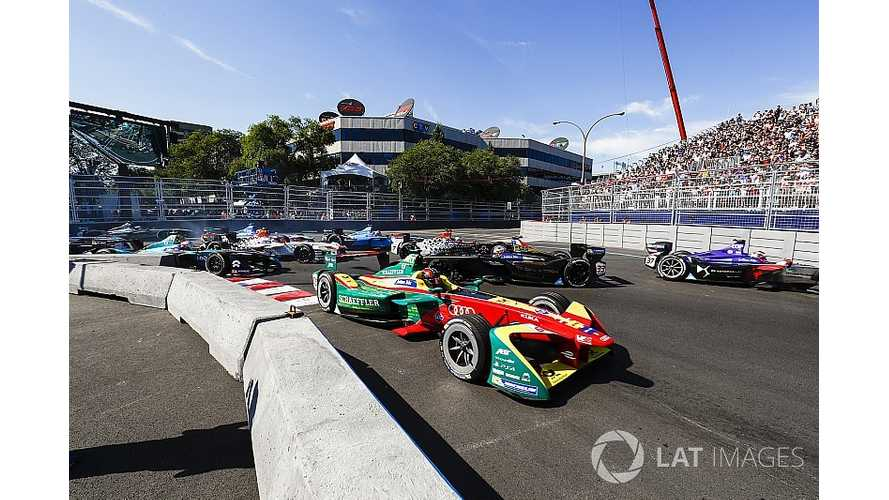 Formula E Montreal Race Cancelled