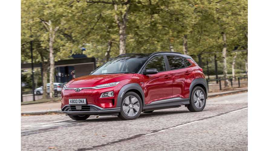 What Car? Real World Range Test Put Hyundai Kona Electric #1