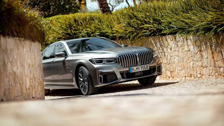 Újabb fotók és videók érkeztek az új 7-es BMW-ről