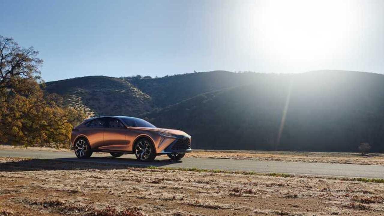 Lexus President Says Electric Car Push Is Happening Too Soon