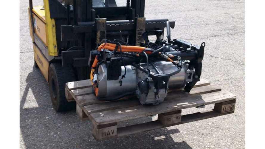 Tesla Model S Electric Motor Gets Hacked - Video