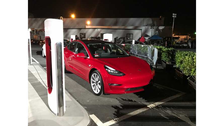Despite Tesla Model 3 Cancellations, Backlog To Fill Current/New Orders At 18 Months Or More