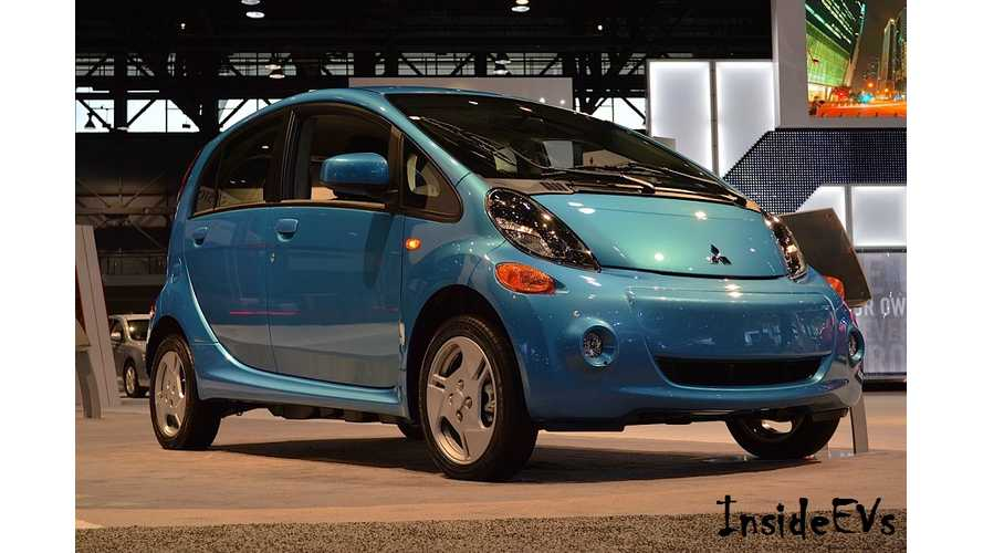 Mitsubishi i-MiEV Done In US. And The Outlander PHEV?  Yupe, It's Delayed. Again. Still.