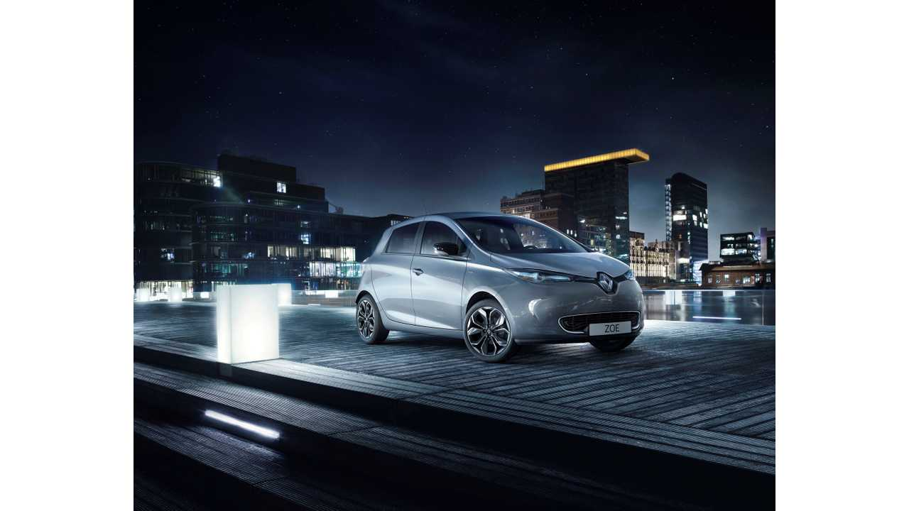 French Plug-In Car Market Sets Second Consecutive Monthly Record