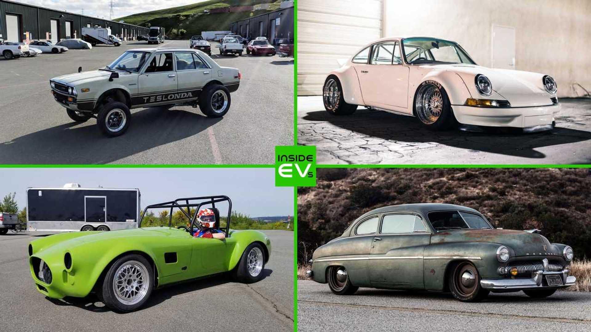 Top 10 Tesla-powered electric car conversions