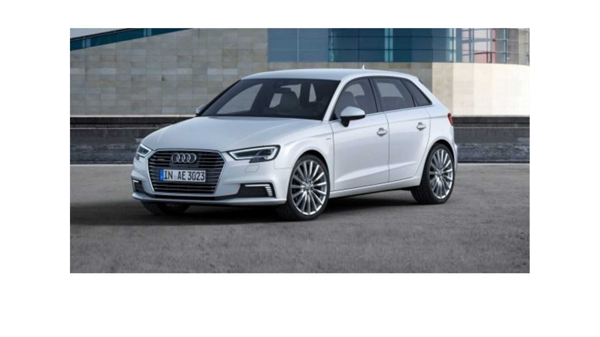 Refreshed 2017 Audi A3 Sportback E Tron Arrives With More Tech Panoramic Roof Standard
