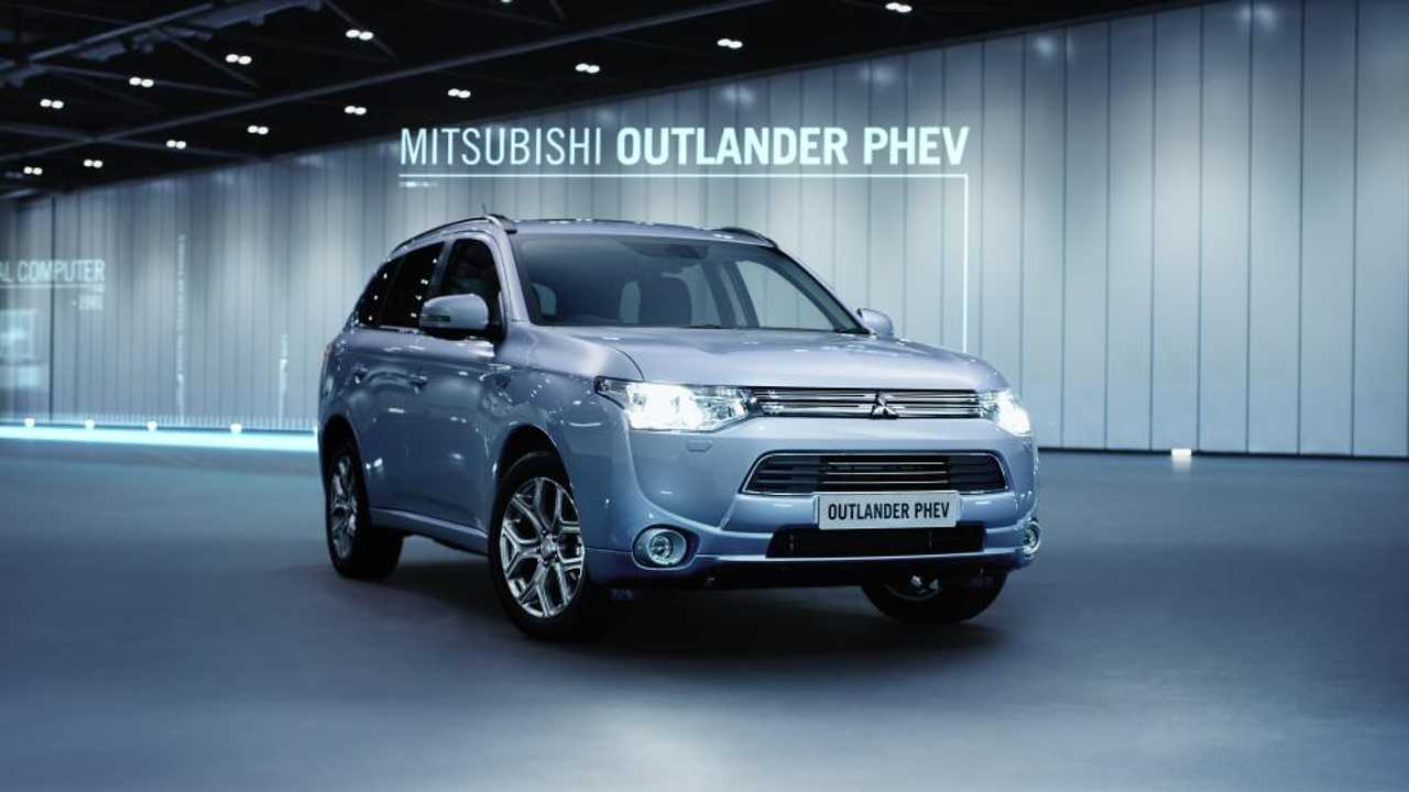 Mitsubishi Outlander PHEV Now Vehicle-To-Home Capable