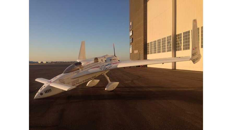 Chip Yates' 5 Electric Plane Records Become Official