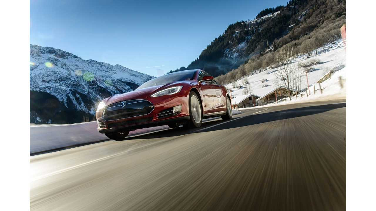 In Switzerland, You Can Now Lease A Tesla Model S Starting At $975 Per Month