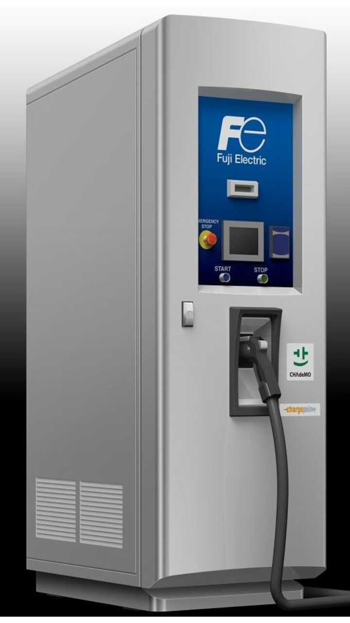 Fuji Electric Corp. of America 25kW DC Quick Charger
