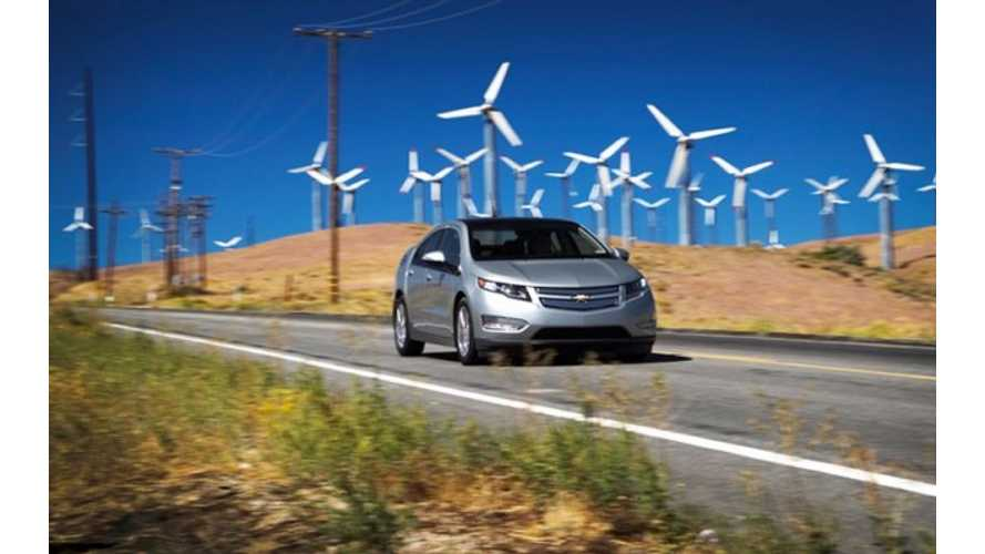 Chevrolet Volt US Sales Increase In June 2014, 2015 Model Year Arrives At Dealers