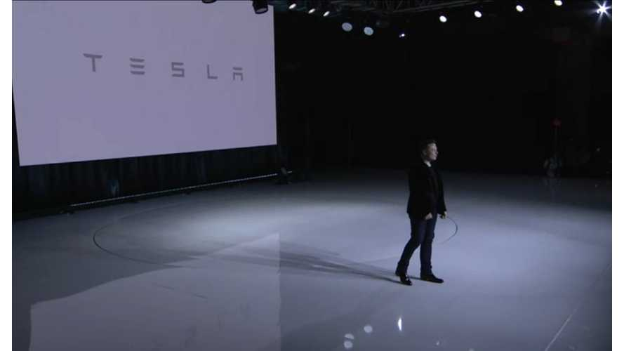 Watch Tesla Model 3 Reveal Live Tonight From 8:30 (PT)/11:30 (ET)